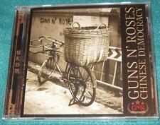 GUNS N' ROSES, Chinese Democracy, CD, NEW