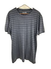 Save Khaki United Supima Crew Neck Stripped TShirt Size XL