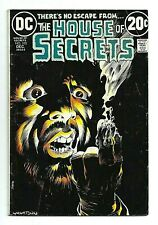 House of Secrets #103 Berni Wrightson cover art