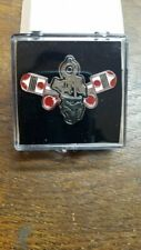Support Your Local Outlaws MCMaine cross piston pistol pin