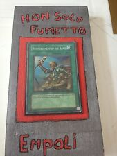 YU-GI-OH! REINFORCEMENT OF THE ARMY LOD-028 SUPER RARA INGLESE NEAR MINT