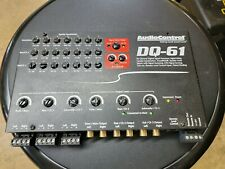 AudioControl Dq-61 6 Channel Line Out Converter Red / Black
