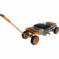 Worx Aerocart Accessory Kit with Seat Wheelbarrow Wagon Kit