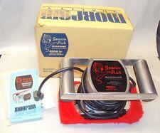 New listing Marpac Jeanie Rub Single Speed Full Body Massager Model M67-520B Vintage In Box