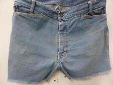 Da Uomo Hang Ten Cotone Pantaloncini Di Jeans Blu taglia w32 Grado B AR081