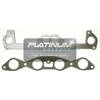 Intake//Exhaust Manifold Gasket Set For Ford Escort 1.6 1974-1980