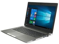 Toshiba Portege Z30-C i5 6200U 2.4GHz 128GB SSD Ultrabook 1920x1080 Windows 10 p