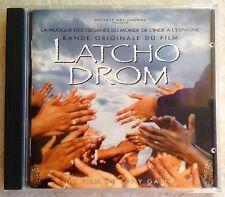 LATCHO DROM: Original Film Soundtrack (CD, Virgin 1993) -MINT-