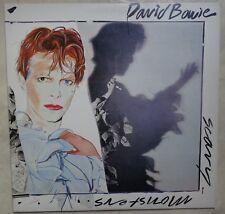 VINYLE 33 TOURS DAVID BOWIE SCARY MONSTERS RCA PL 13647 UK 1980 LP INSERT