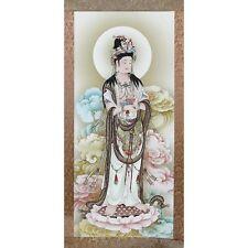Himmlische Guanyin - chinesisches Rollbild, Kuan Yin, Kwan Yin Bodhisattva