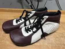 Diesel Footwear ZED Sneakers Men's Size 11 Shoes Rubber Soles Leather Upper