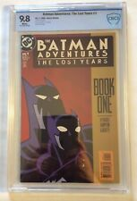 Batman Adventures: The Lost Years #1 CBCS 9.8 Templeton Cover