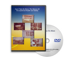Can't Take No More: A Story of OSHA Safety Inspections & Conditions DVD - C341