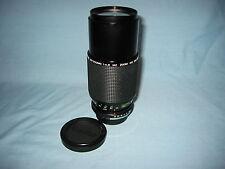 Olympus OM FIT VIVITAR 80-200 mm F4.5 Zoom Lens