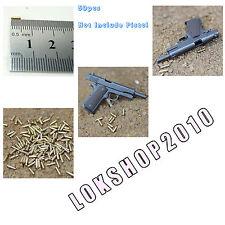 "LB-15 1/6 HOT 12"" figure pistol cartridge case 50pcs metal TOYS XE47-04"