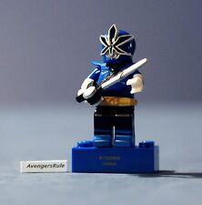 Mega Bloks Power Rangers Series 2 Blue Ranger Mega Mode Common