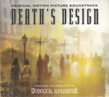Death's Design-2001-Original Movie Soundtrack CD