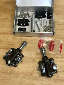 NOS Wellgo M7 Mountain Bike Pedals