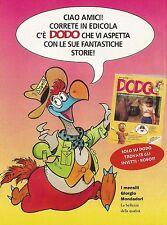 X2972 DODO i mensili Giorgio Mondadori - Pubblicità 1996 - Advertising