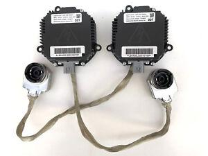 2х New OEM 07-11 Mazda CX7 HID Xenon Headlight Ballast & Igniter