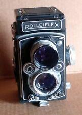 Vintage Rolleiflex Franke & Heidecke Carl Zeiss 75mm #1483309