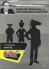 ChessBase Collins - Know The Terrain Vol. 2 : The Capablanca Structure - NEU OVP