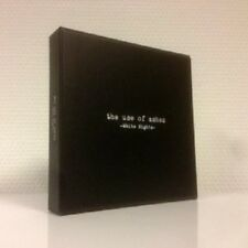 THE USE OF ASHES - WHITE NIGHTS -LTD BOX- limited edition 3 CD NEW+