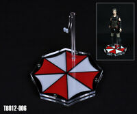 1//6 Scale Decals Resident Evil Umbrella Corporation-Waterslide Decals
