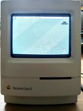Vintage Working Apple Macintosh Classic II M4150 Personal Computer
