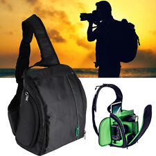 Durable Waterproof Backpack Flipside Sling Bag Case For DSLR SLR Camera Lens ES