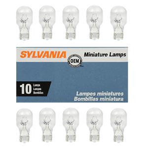 Sylvania 906 Signal Bulb - Pack of 10 Bulbs