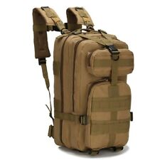 Outdoor Tactical 1000D Military Waterproof Bag  Nylon 30L Camping Hiking Backpac