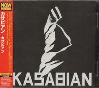 Kasabian Self Titled 1st Album JAPAN CD with OBI BVCM35340 Enhanced CD