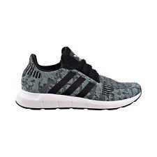 Adidas Swift Run Mens Shoes Easy Mint-Core Black-Cloud White EE4440