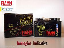 Batteria FIAMM FTZ7S-BS Motor Energy AGM 6Ah 12V - HONDA KTM YAMAHA
