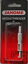 Janome Needle Threader - The Best Needle Threader on the Market! Elna, Bernina