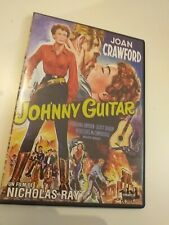 dvd  JOHNNY GUITAR CON JOAN CRAWFORD  coleccionistas