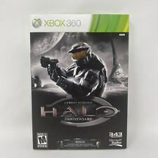 Halo: Combat Evolved - Anniversary Edition (Xbox 360 2008) FACTORY SEALED! - EX!