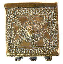 19th CENTURY GREEK OR OTTOMAN PALASKA OR CARTRIDGE BOX. #9415
