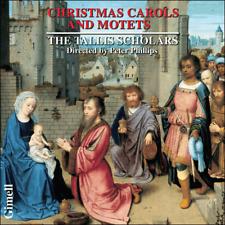 Tallis Scholars - Christmas Carols and Motets (Peter Phillips, Gimell, 1986)