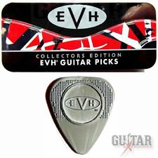 Eddie Van Halen Collectors Edition EVH Guitar Picks Collectors Tin 12 Pack