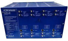 Spaun BluBox 32 Kompakt Kopfstelle für 32 Transponder in DVB-C QAM - Headend