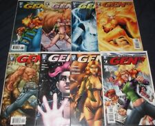 GEN13 #1-8 (NM) Re-Intro Original Team DC 2006 Wildstorm DC Gail Simone