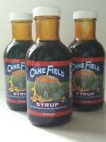 3 Jars Gilley's Cane Field Syrup 18 Oz Roddenbery's Cane Patch Buyers Certified