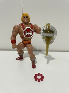 Thunder Punch He-Man Masters Of The Universe Mattel Action Figure 1985