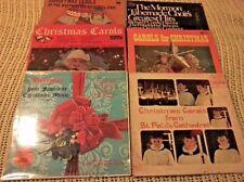 BULK LOT HYMNS & CHRISTMAS VINYL LP'S VARIOUS CHOIRS ORIGINAL AUST PRESSINGS