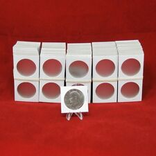 500 Cardboard 2x2 Mylar Coin Holders for Silver Dollars