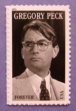 Sc # 4526 ~ Forever Stamp ~ Legends of Hollywood Issue, Gregory Peck