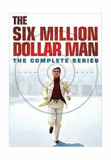 The Six Million Dollar Man: The Complete Series Free Shipping