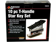 JEEP CJ WRANGLER CHEROKEE Performance Tool 10 pc T-Handle Star Key Set